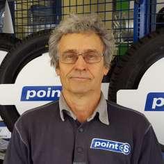 Serge Richard, Technicien réparation auto camionnette