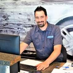 Frédéric Tremblay, Owner-mechanic