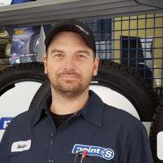 Martin Chabot, technician