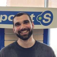 Michael Gascon, Technicien Pneus Poids Lourd