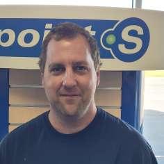 Jordan Miron, Technicien Pneus Poids Lourd