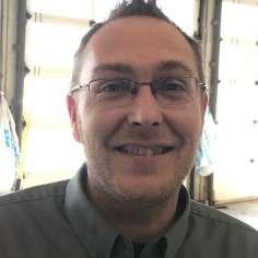 Cédric Larochelle, Aviseur technique - Mécanique